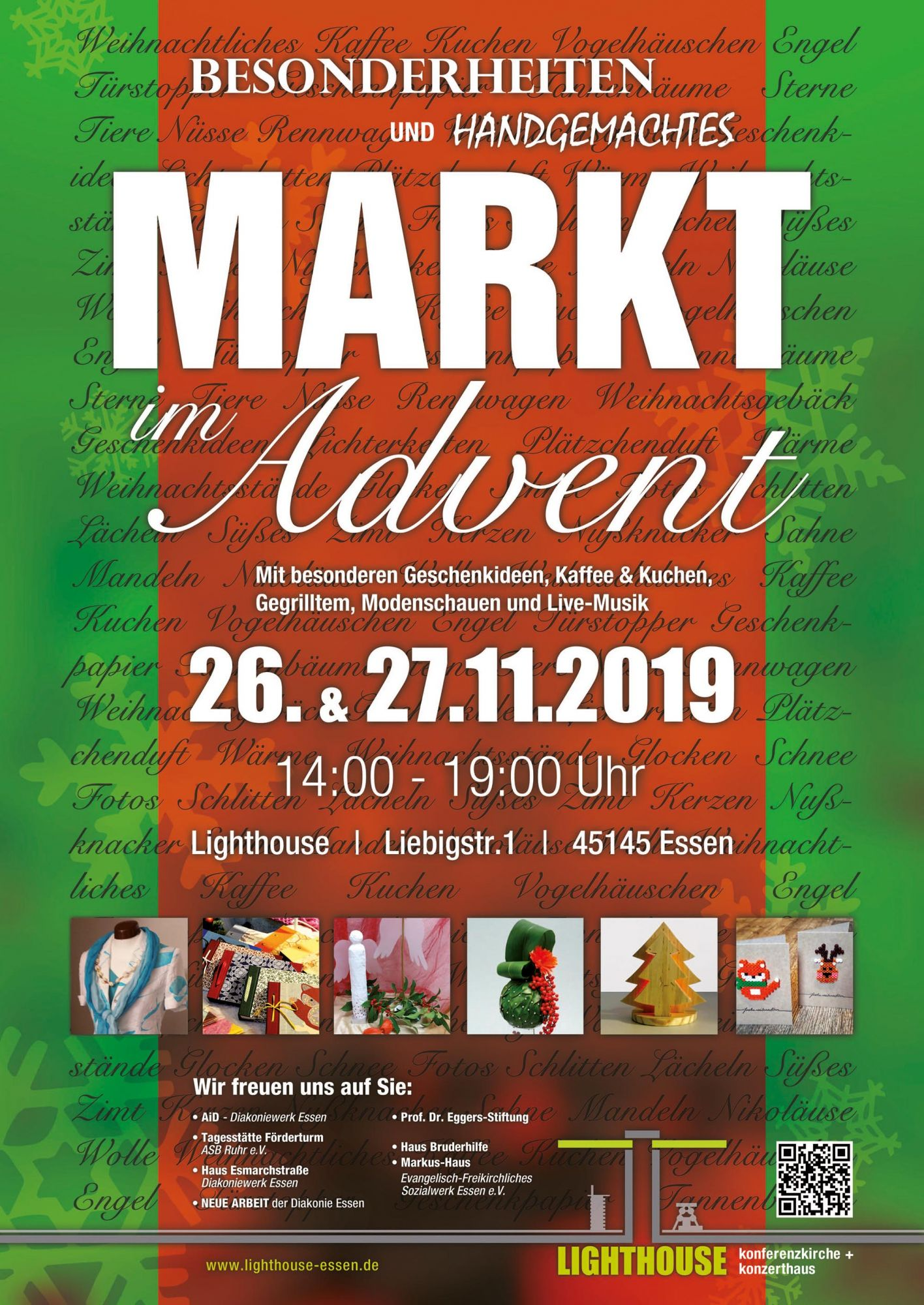 Adventsmarkt im Lighthouse Essen